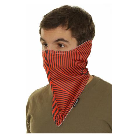 maska Meatfly Warm Mask - B/Black/Red