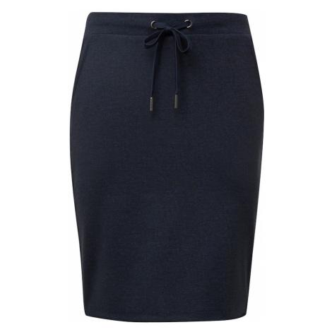 TOM TAILOR Spódnica ciemny niebieski