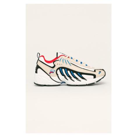 Beżowe damskie obuwie sneakers