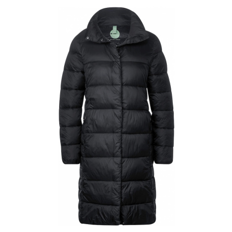 STREET ONE Płaszcz zimowy czarny