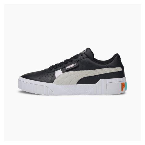PUMA Damskie Buty Sportowe Cali Varsity, Czarny Biały