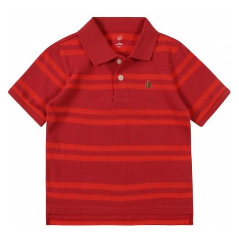 GAP Koszulka 'OLX STP POLO' czerwony