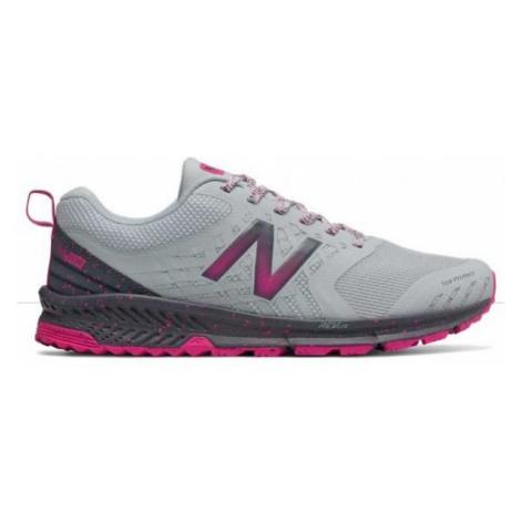New Balance WTNTRRL1 szary 5 - Obuwie do biegania damskie