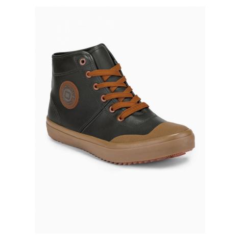 Ombre Clothing Men's ankle shoes T329