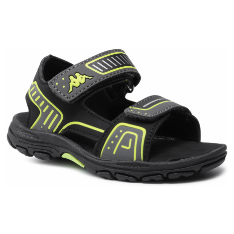 Chłopięce sandały Kappa