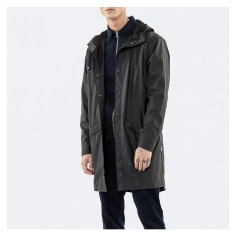 Płaszcz Rains Long Jacket 1202 BLACK
