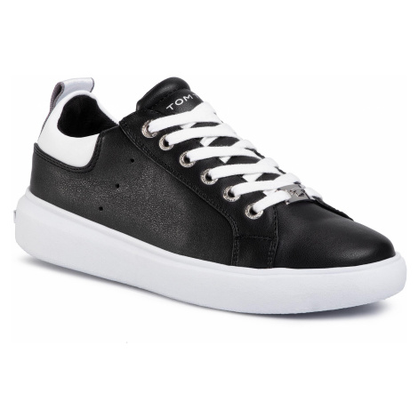 Sneakersy TOM TAILOR - 809060200 Black