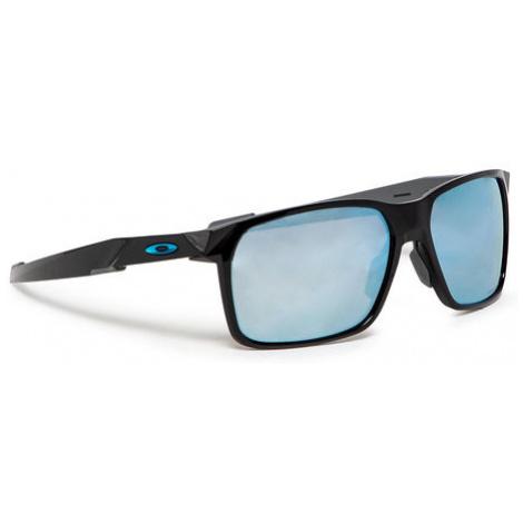 Oakley Okulary przeciwsłoneczne Portal X 0OO9460 Czarny