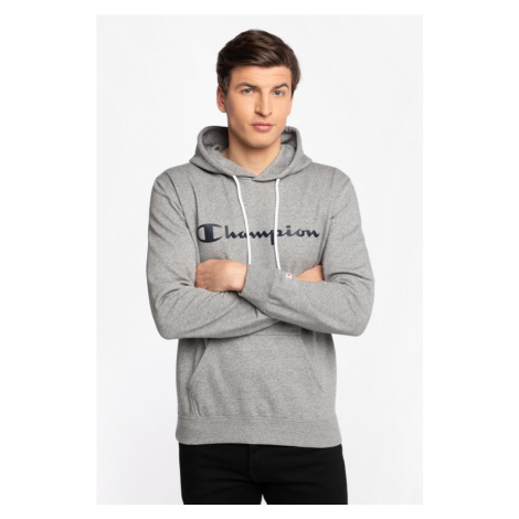 Bluza Champion Hooded Sweatshirt Em524 Grey