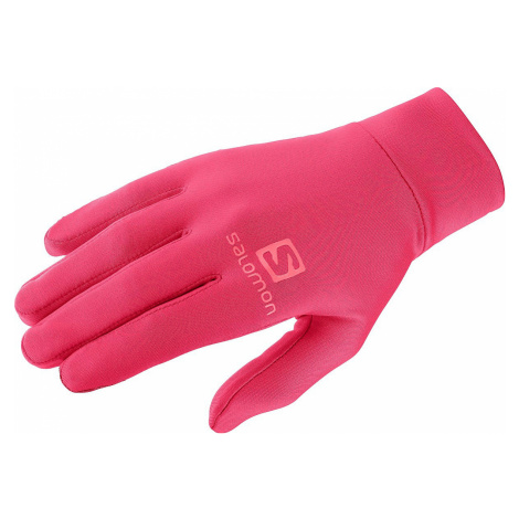 rękawiczki Salomon Agile Warm Glove U - Teaberry