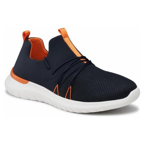 Sneakersy REMONTE - R5700-14 Blau Kombi