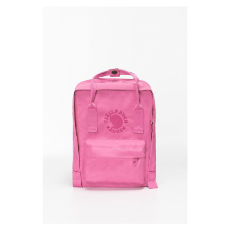 Plecak Fjallraven Re-Kanken Mini 309 Pink Rose Fjällräven
