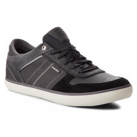 Sneakersy GEOX - U Box C U84R3C 0CLME C9270 Black/Anthracite