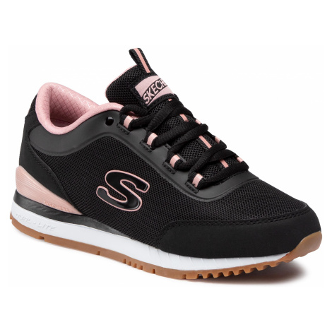Sneakersy SKECHERS - Casual Daze 155031/BLK Black