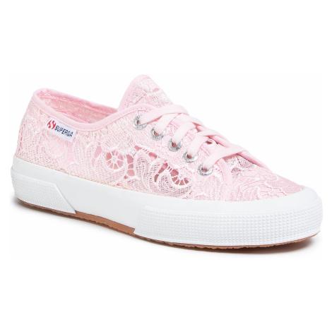 Tenisówki SUPERGA - 2750 Macramew S008YA0 Pink