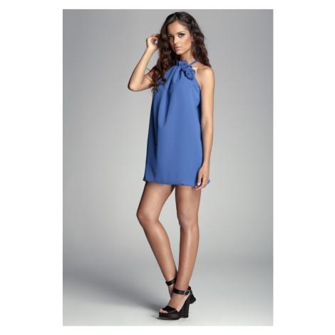 Tunika damska M065 blue Figl