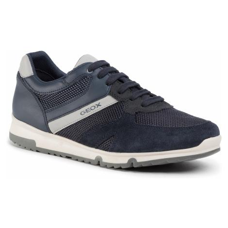 Sneakersy GEOX - U Wilmer C U023XC 01422 C4002 Navy