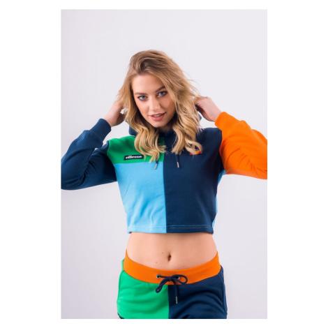 Bluza Ellesse Canel Cropped Hoody Sga06302 Multi