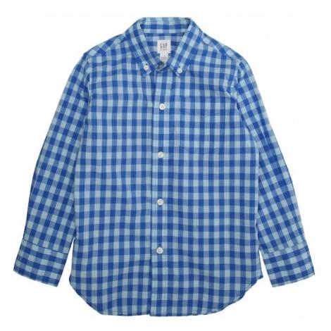 GAP Koszula niebieski