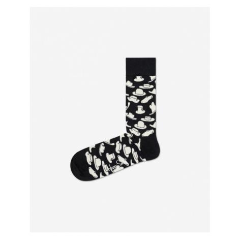 Happy Socks Hats Skarpetki Czarny