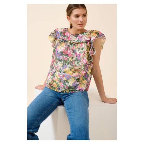 Bluzka ze wzorem paisley Orsay