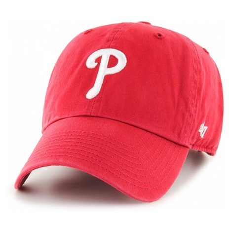 47brand - Czapka Philadelphia Phillies Clean Up