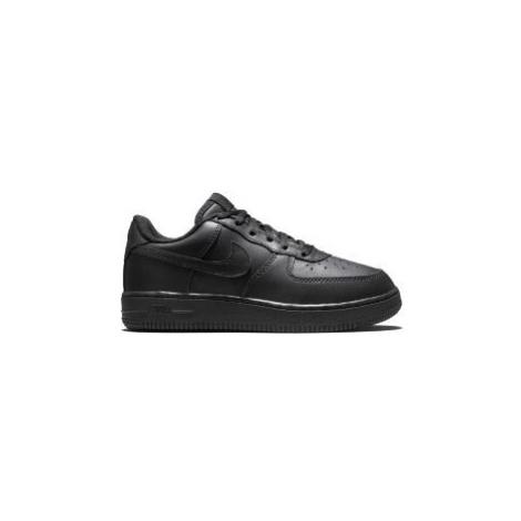 Buty dla małych dzieci Nike Force 1 - Czerń