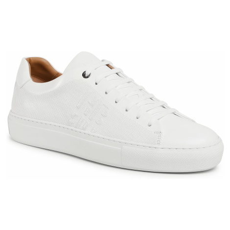 Sneakersy BOSS - Mirage 50433323 10225572 01 White 100 Hugo Boss