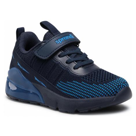 Sneakersy SPRANDI - CP76-21052(III)CH Navy