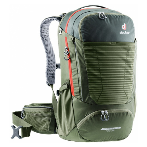 DEUTER Plecak TRANS ALPINE PRO 28-Zielony