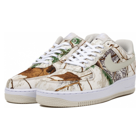 Buty Nike Air Force 1 '07 LV8 3 White/Light Bone (AO2441-100)