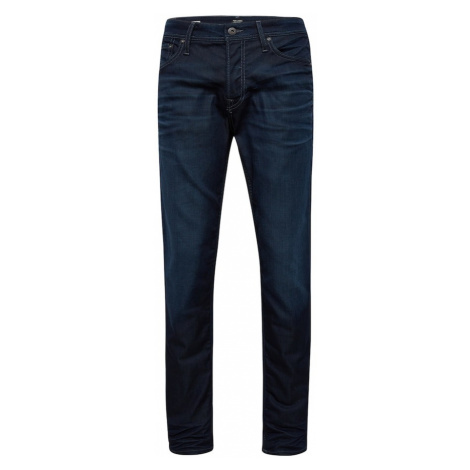 JACK & JONES Jeansy 'MIKE ORG JOS 097' niebieski denim