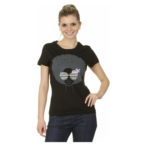 koszulka Puma Afro Style - Black