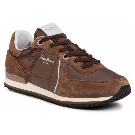 Sneakersy PEPE JEANS - Tinker City PMS30658 Stag 884