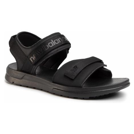 Sandały NEW BALANCE - SUA250K1 Czarny