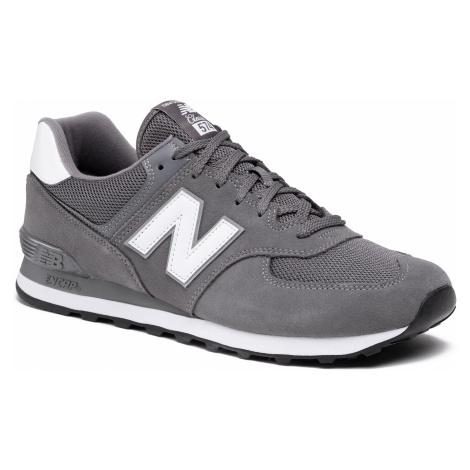 Sneakersy NEW BALANCE - ML574EG2 Szary