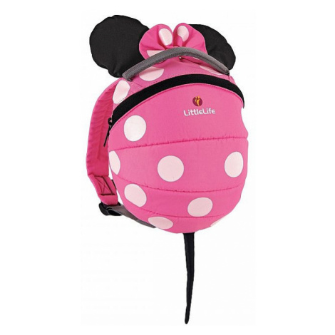 plecak Littlelife Disney - Pink/Minnie Mouse