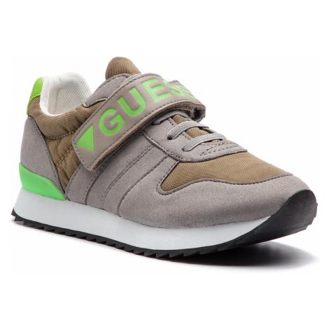 Sneakersy GUESS - Rudy FJ5RUD ESU12 GREY
