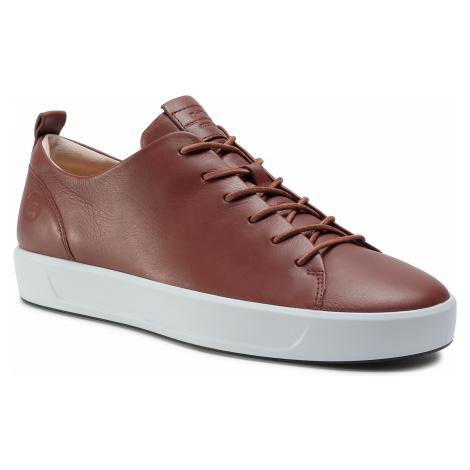 Sneakersy ECCO - Soft 6 M 45099401350 Cinnamon