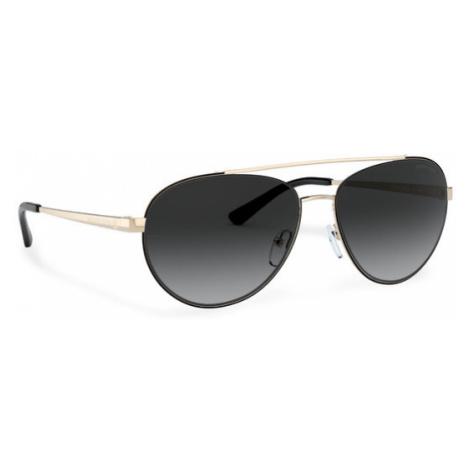 Michael Kors Okulary przeciwsłoneczne Aventure 0MK1071 10148G Złoty