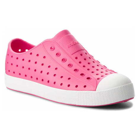 Trampki NATIVE - Jefferson 12100100-5626 Hollywood Pink/Shell White Native Shoes