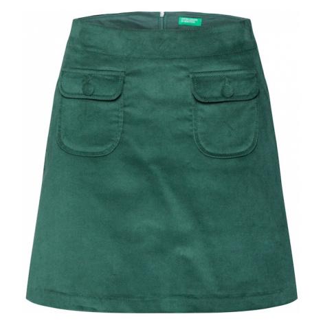 UNITED COLORS OF BENETTON Spódnica zielony