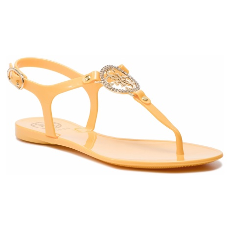 Sandały GUESS - Jacode FL6JAC RUB21 YELLOW