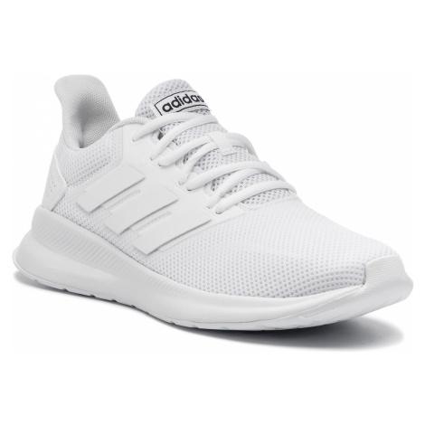 Buty adidas - Runfalcon G28971 Ftwwht/Ftwwht/Ftwwht