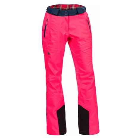 Damskie Spodnie Narciarskie | Różowe Braccis Lanula Testa Chica Woox