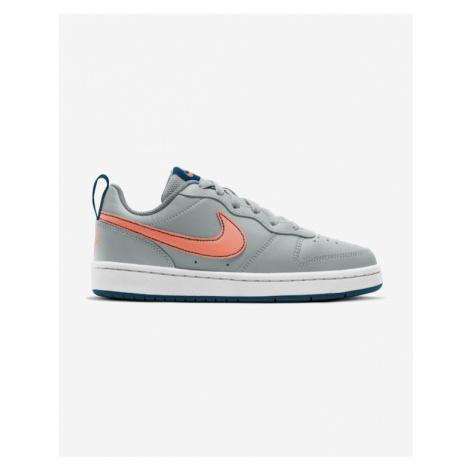 Nike Court Borough Tenisówki dziecięce Szary