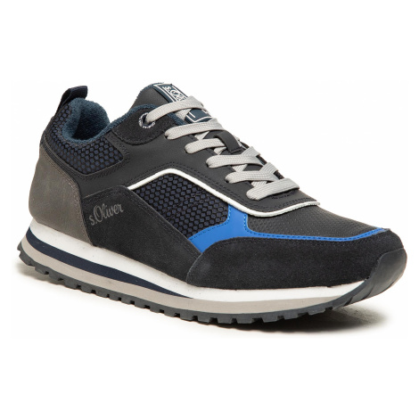 Sneakersy S.OLIVER - 5-13614-26 Navy 805