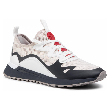 Sneakersy MICHAEL MICHAEL KORS - Nolan Knit Trainer 42T0NOFS1D Dk Midnight