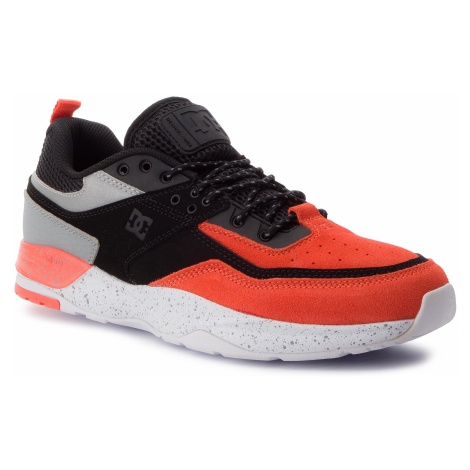 Sneakersy DC - E.Tribeka Se ADYS700142 Black/Orange (Bo1)