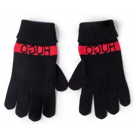 Rękawiczki Męskie HUGO - Wolo 50415365 001 Hugo Boss